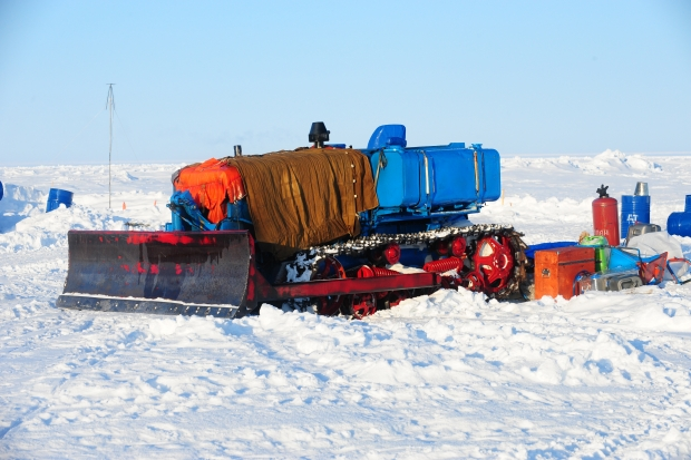 The Arctic Tractor