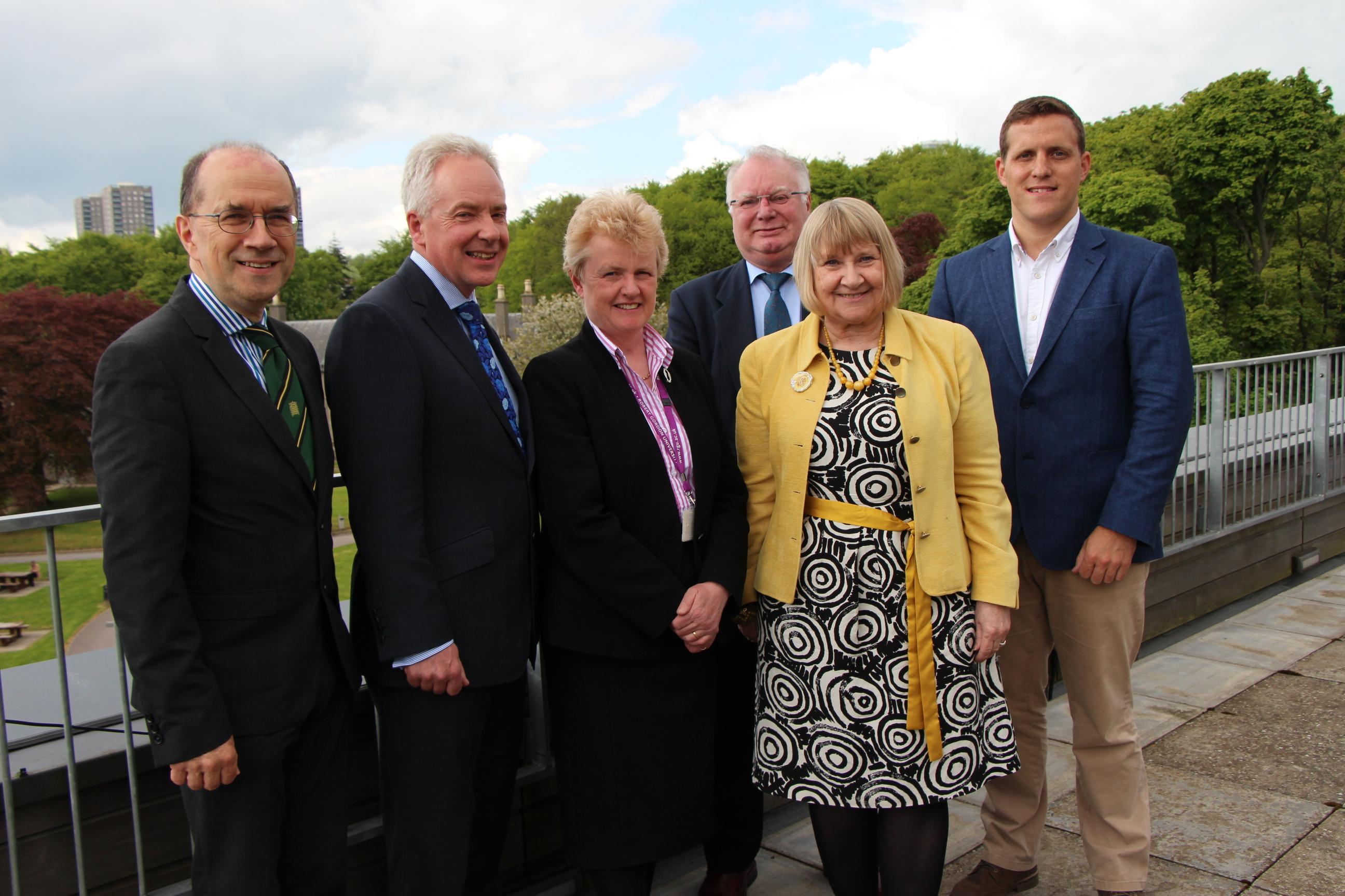 NHS Grampian Speakers